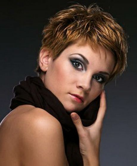 Modèle coupe courte femme 2016 Hair Short choppy hair