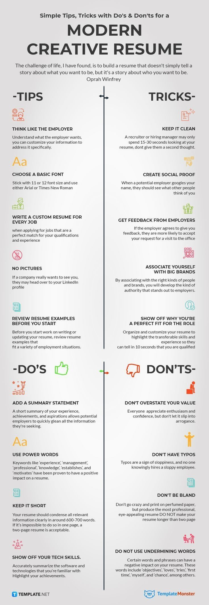 Heres an infographic that will show you how to create