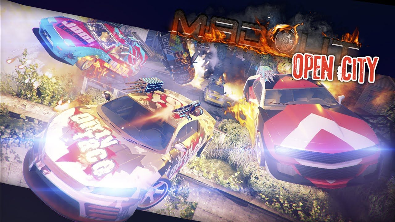 Official MadOut Open City (by Ruslan Akpayev / Nuligine) Launch Trailer ...