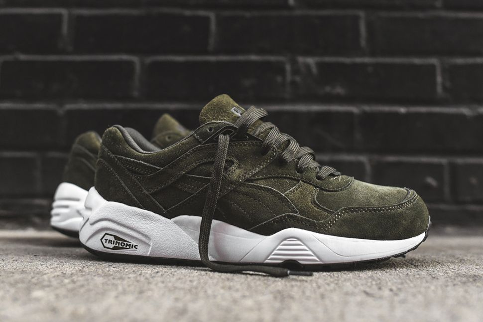 meilleure sélection 717ca 7a240 Puma r698 – Best Material and Style Together | Shoes ...