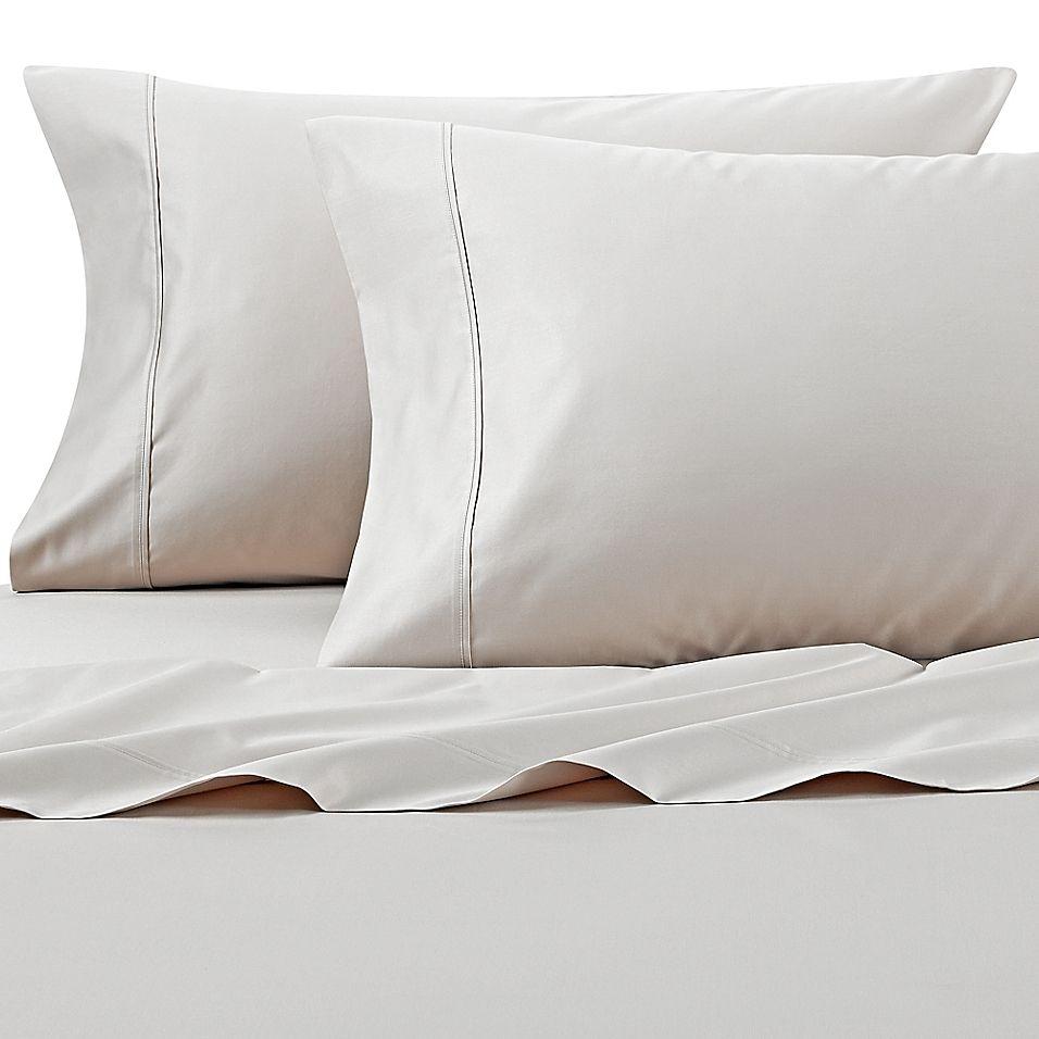 Wamsutta 625 Thread Count Pimacott Standard Pillowcases In Stone