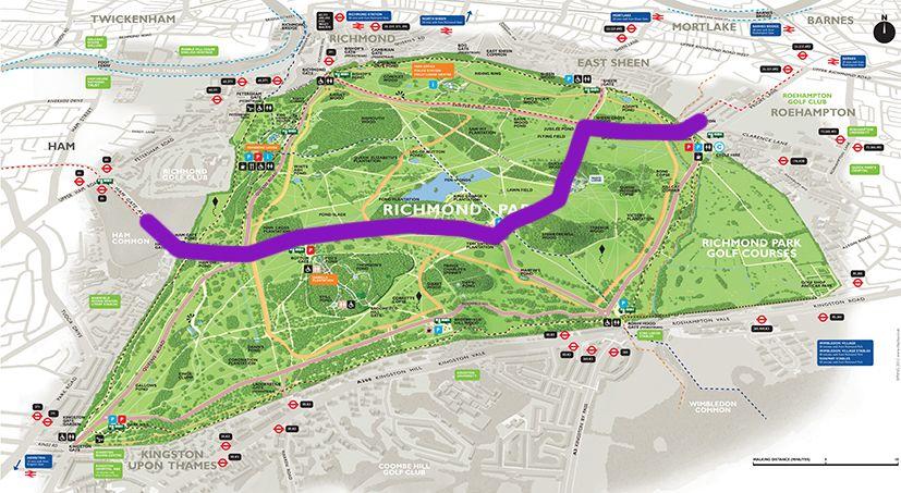 Richmond London Map.Pin By Sally W On St Margarets Twickenham Richmond Upon Thames