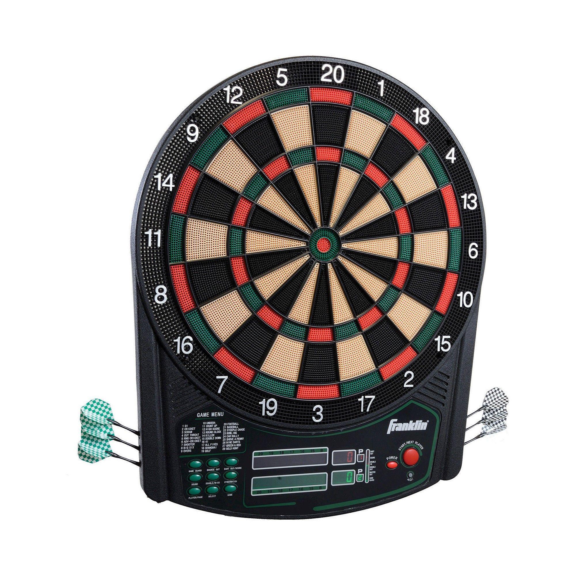 Franklin Sports FS6000 Electronic Dartboard Electronic