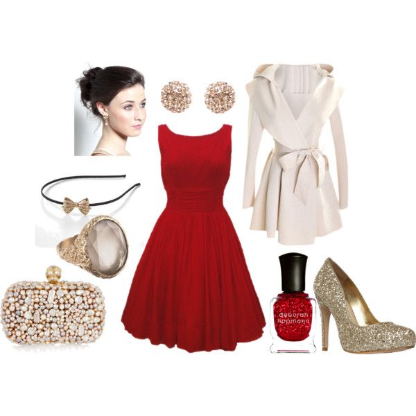 Classy Christmas Party Ideas Part - 32: Wish I Had Some Classy Christmas Party To Go To So I Could Wear This!