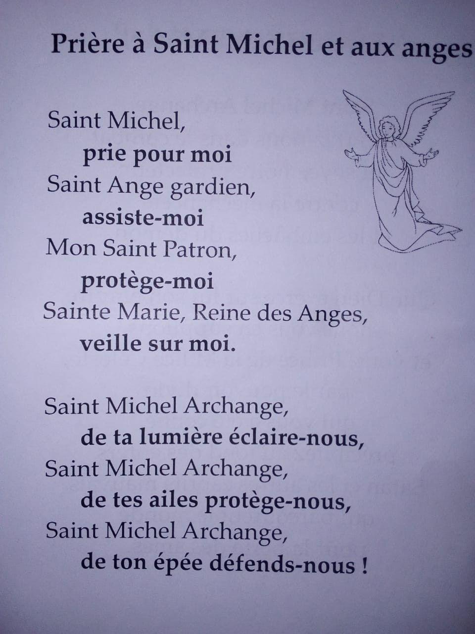 Priere Des Anges De Lumiere : priere, anges, lumiere, Prière, Saint, Michel,, Priere,, Prières, Chrétiennes