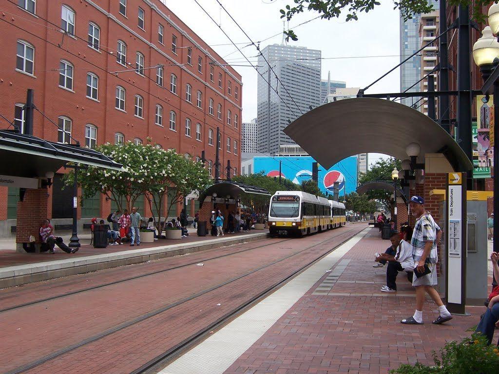 West End Station Dallas Tx West End