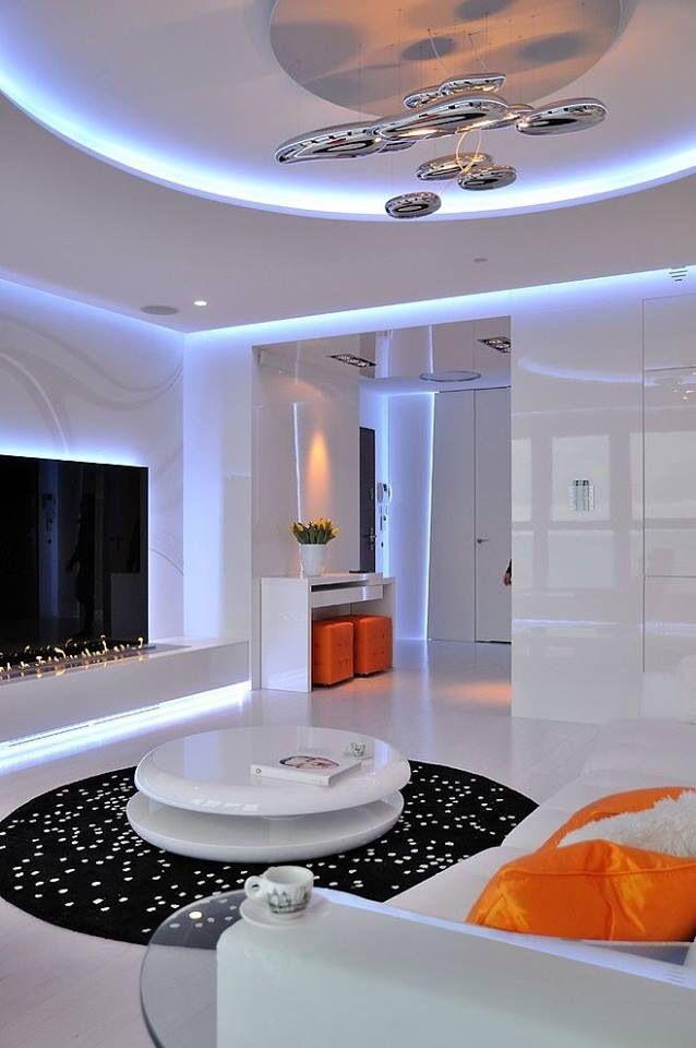 Pin by Oleksandr Kopachel on BEDROOM Pinterest Lights, Living - wohnzimmer beleuchtung indirekt