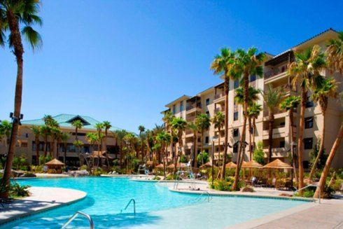 The Tahiti Village Las Vegas Resort A Great Place For Family Holiday