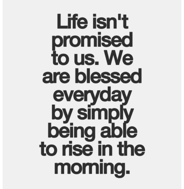 Everyday Is A Blessing Quotes Quotes Inspirational Quotes