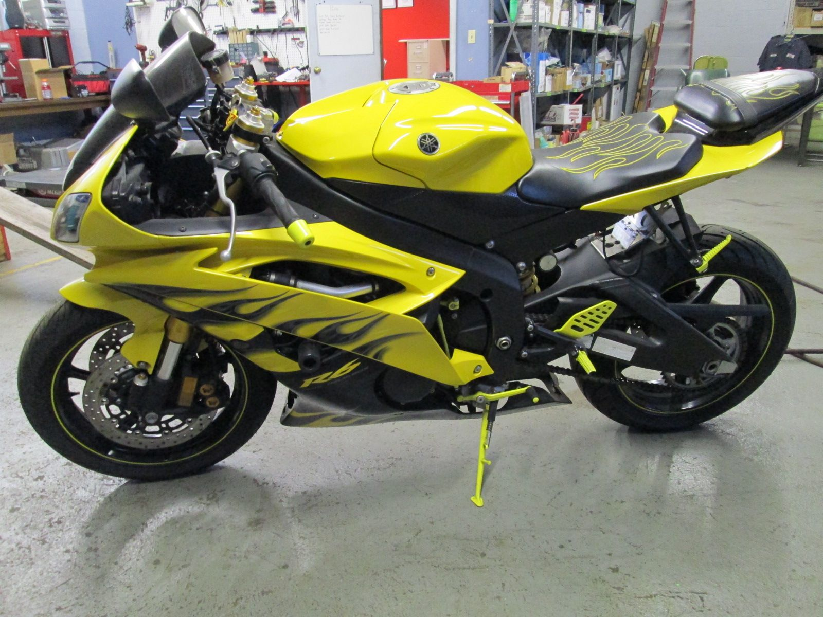 For Sale 2008 Yamaha Yzf R6 Limited Edition One Of Only 2500