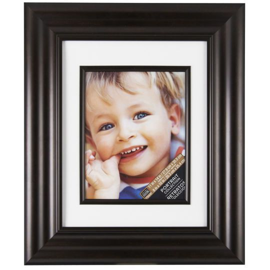 <div>Display a cherished photograph or artwork in this wall frame. Turnbuckles and D-rings are p...