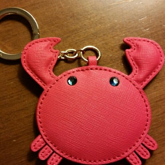 Kate Spade Authentic Lobster Keychain Red Kate Spade  Accessories Key & Card Holders