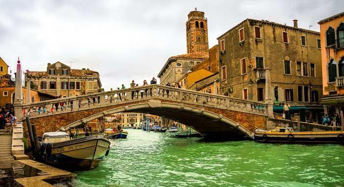 Gran Canal, Italia, Venecia