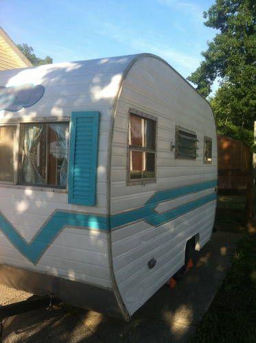 Shutters | Travel Trailer & Vintage | Vintage campers trailers