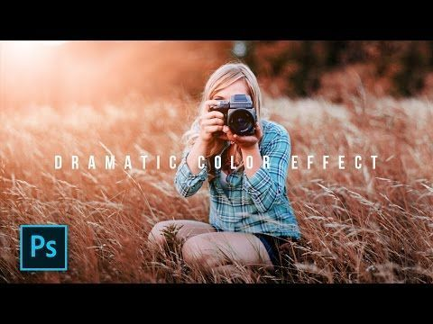 Cara Edit Foto Dramatic Color Effect Photoshop - Photoshop ...