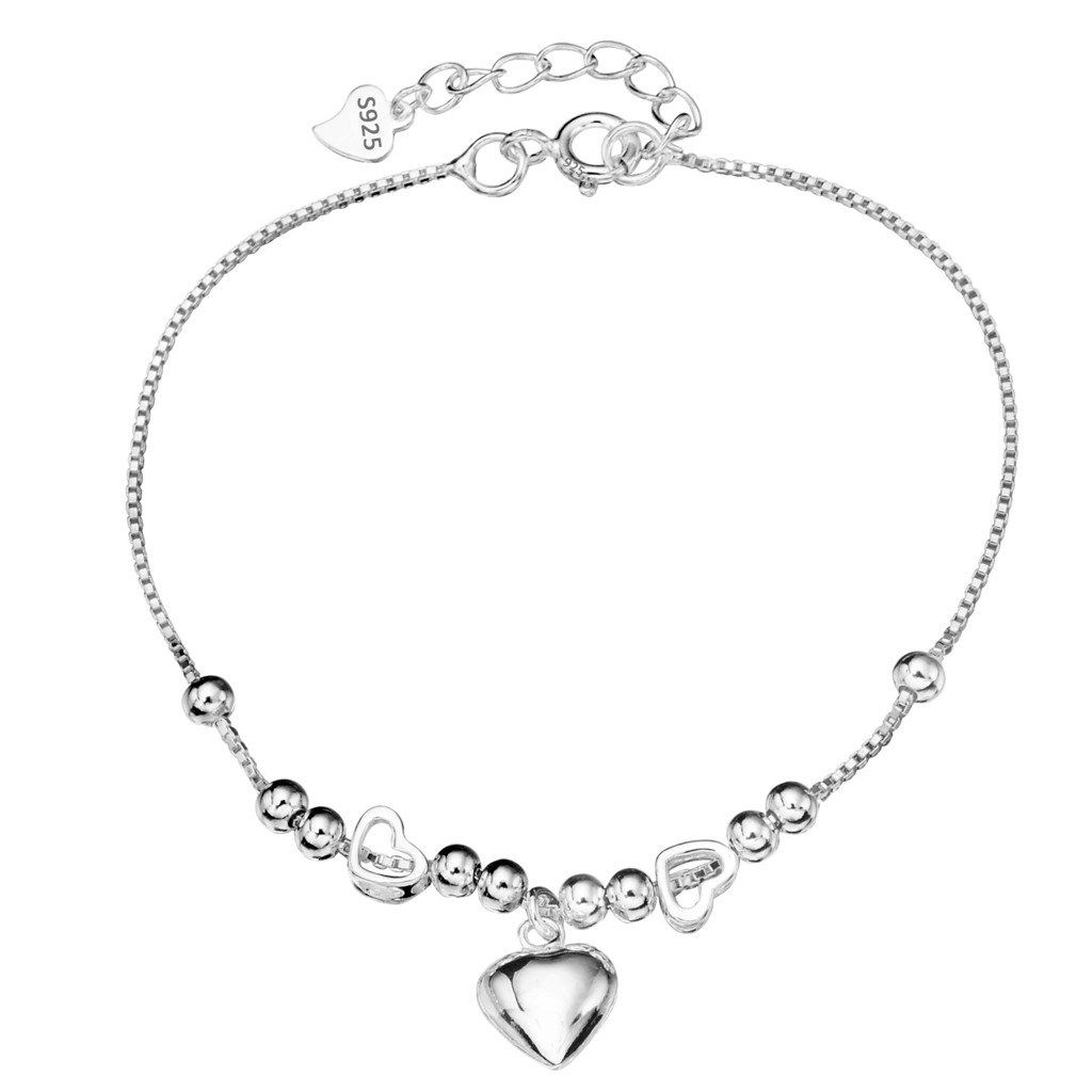 Elequeen sterling silver love heart of ocean titanic inspired