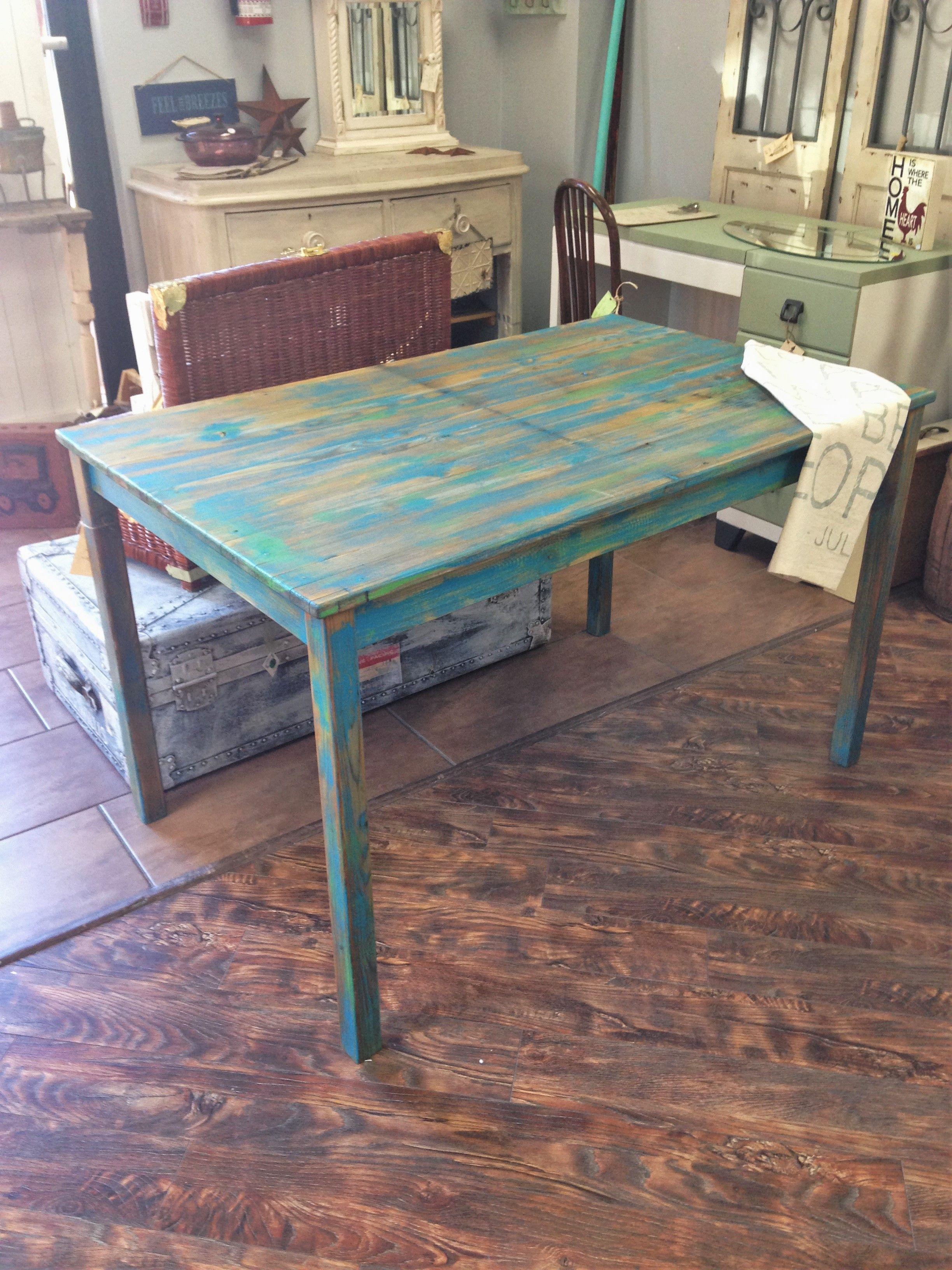 Upstyled Farm Table