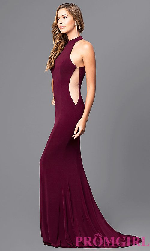 Formal Dresses with Trains