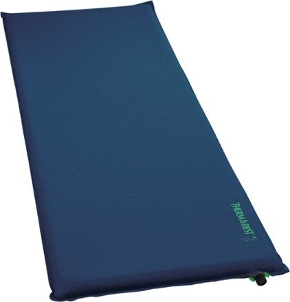 Therm-a-Rest BaseCamp Sleeping Pad Poseidon Blue X Large
