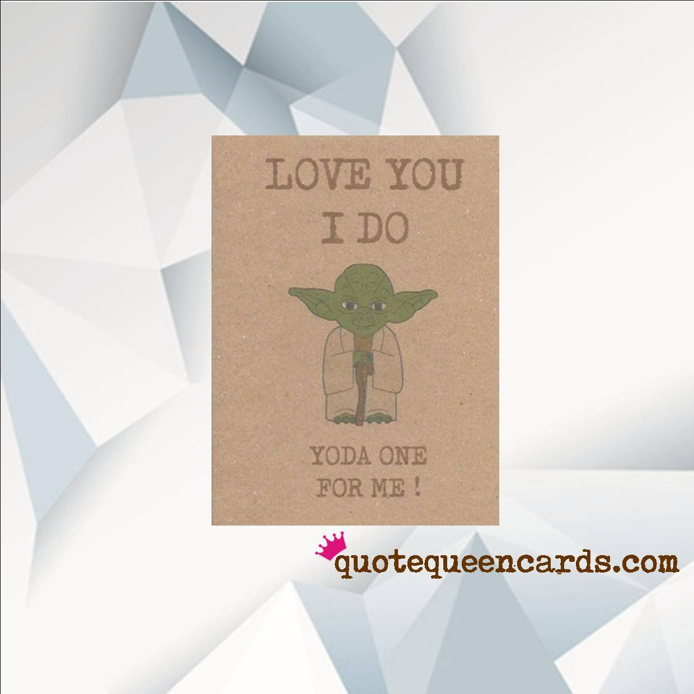 Star wars valentines cards uk