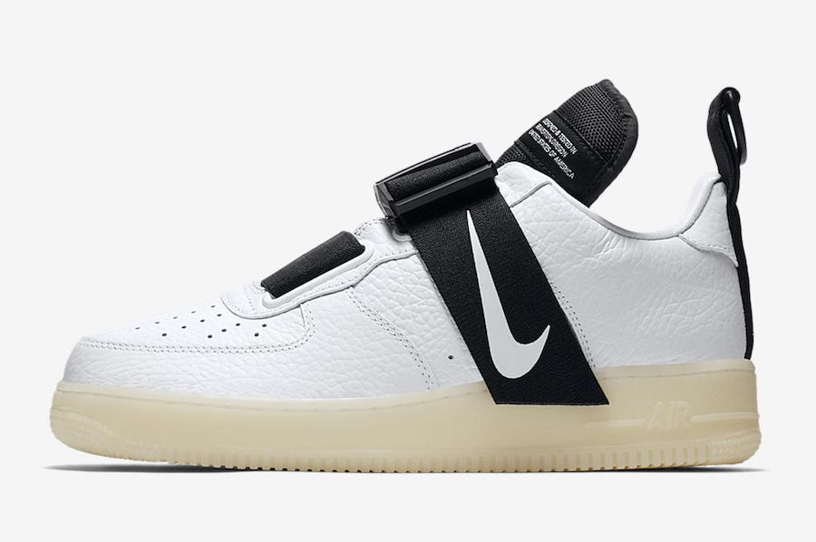 new style a251a 5bf52 Nike Air Force 1 Utility QS Release Date