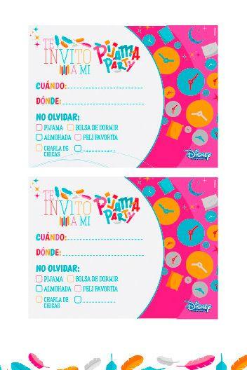 invitaciones de pijama party - Buscar con Google | Ideas de ...