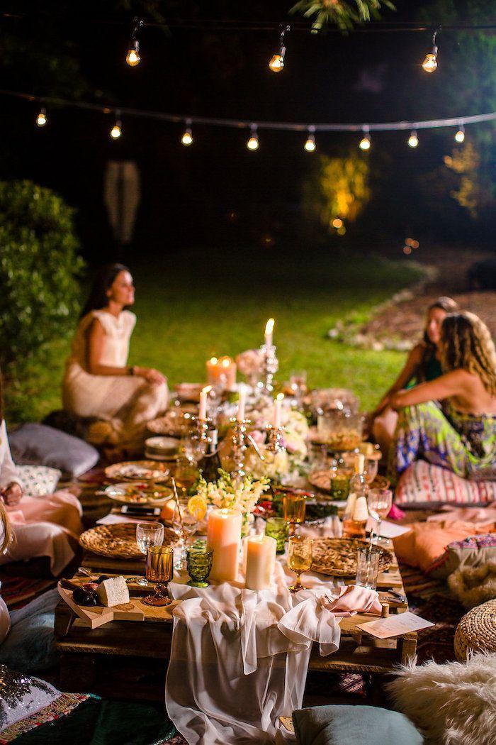Photo of Boho Midsummer Night Soiree – #midsummer #night #soiree