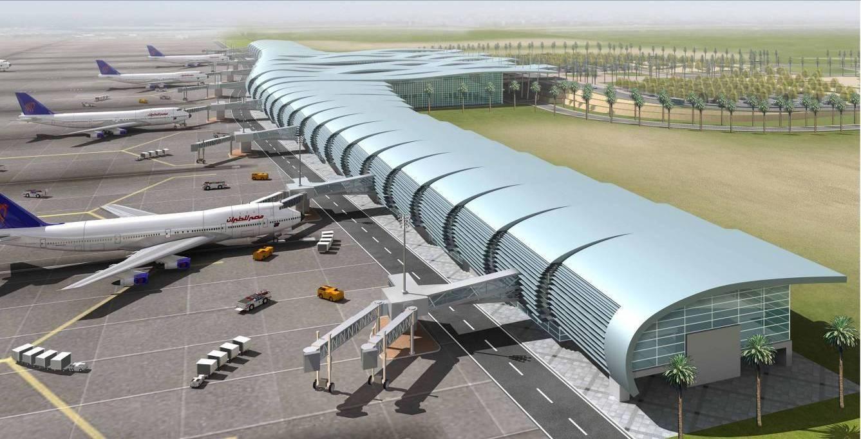 Hurghada International Airport New Terminal Building