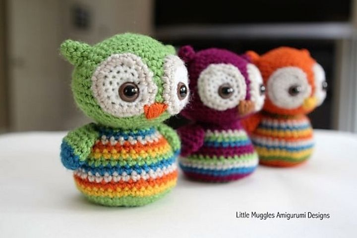 30 Plus Free Crochet Amigurumi Patterns | Mariposas