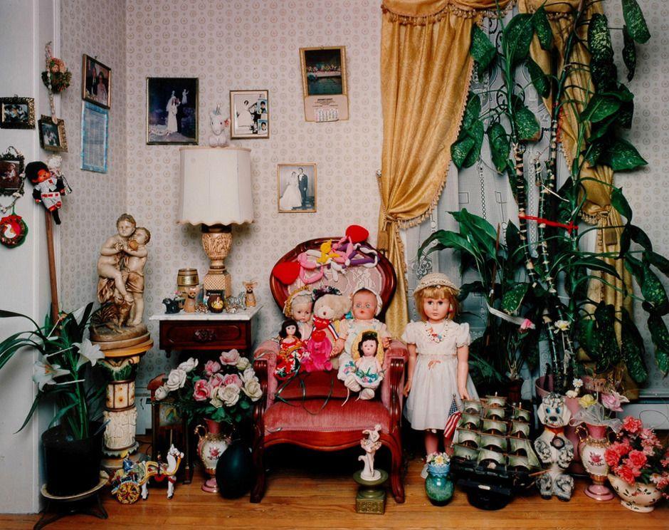 Living Room by Dana Salvo via photographicmuseum.com