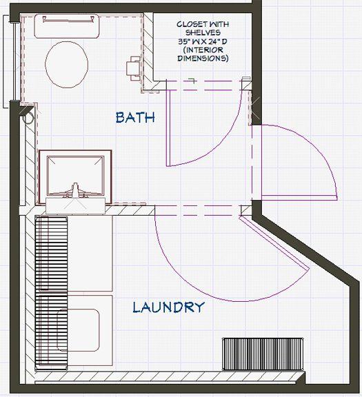 Bathroom Laundry Room Layout: Pin By Cristina Lopez On Laundry Room