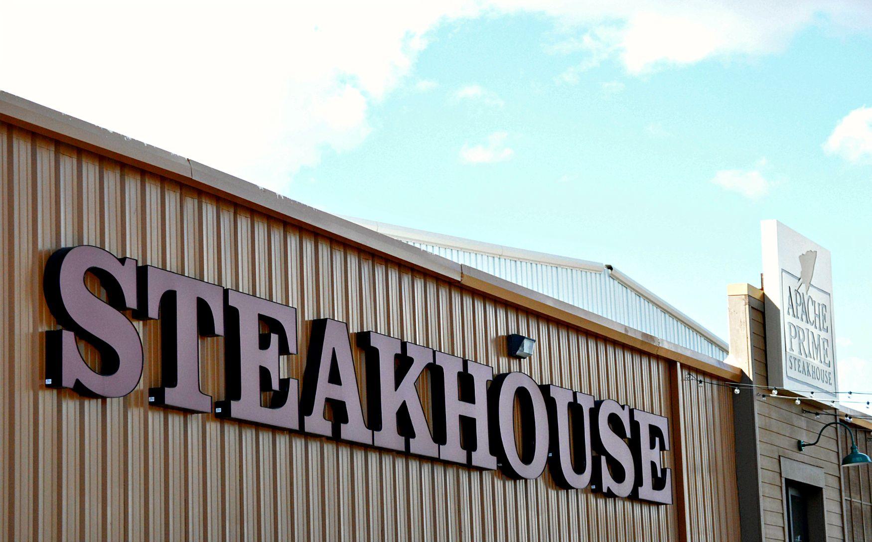 Apache Prime Steakhouse At Apache Gold Amp Resort
