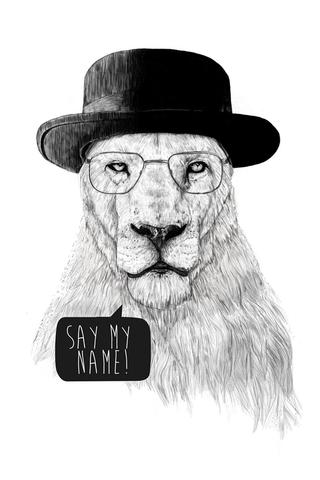 Say My Name — Hey Prints