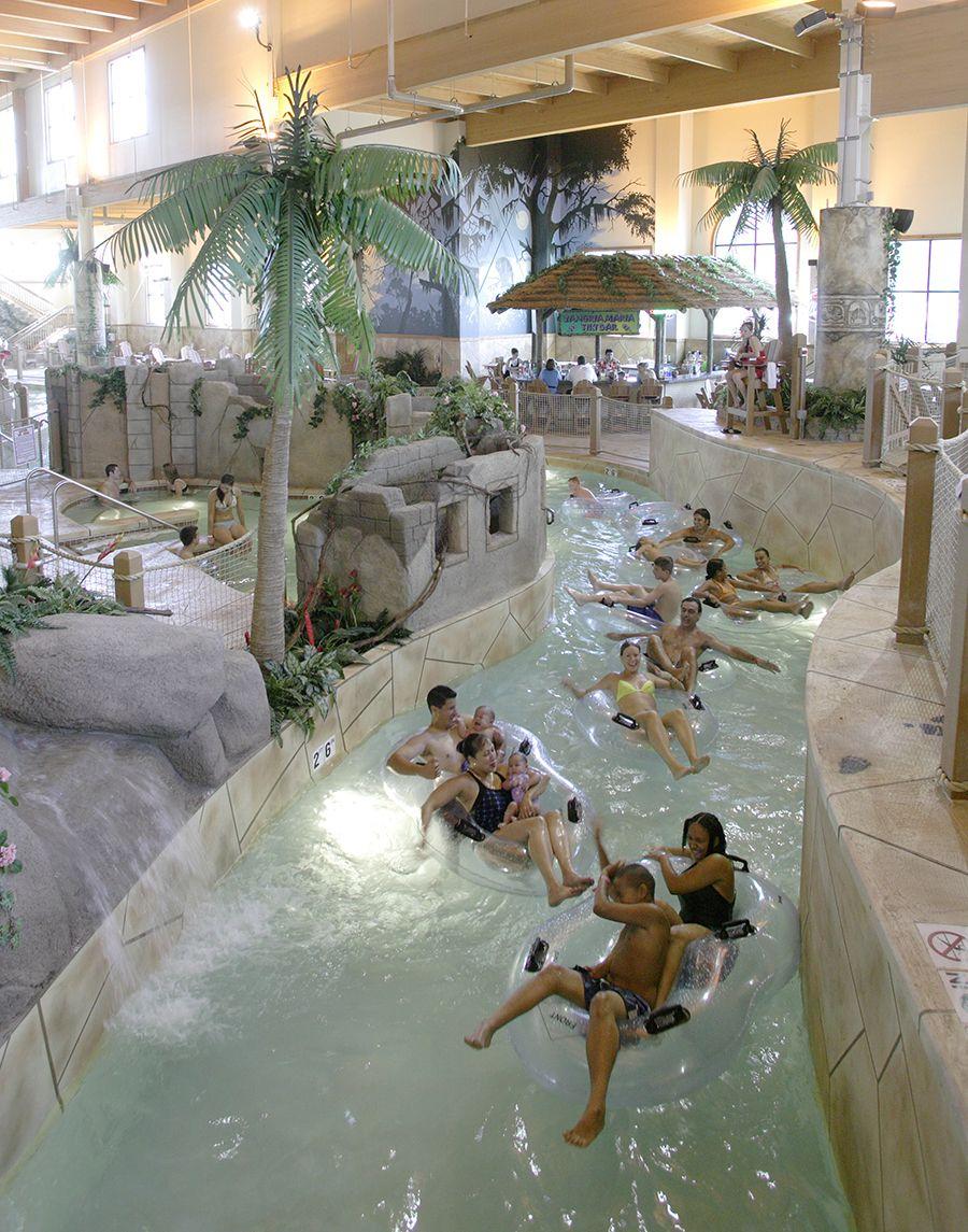 Lost Rios Indoor Waterpark