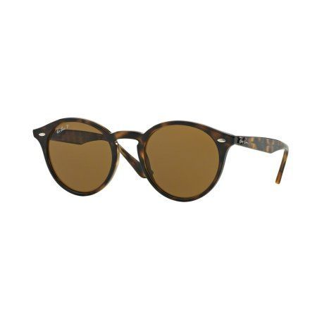 7d97c99e8f Ray-Ban Round Classic Tortoise Brown Polarized Sunglasses ...
