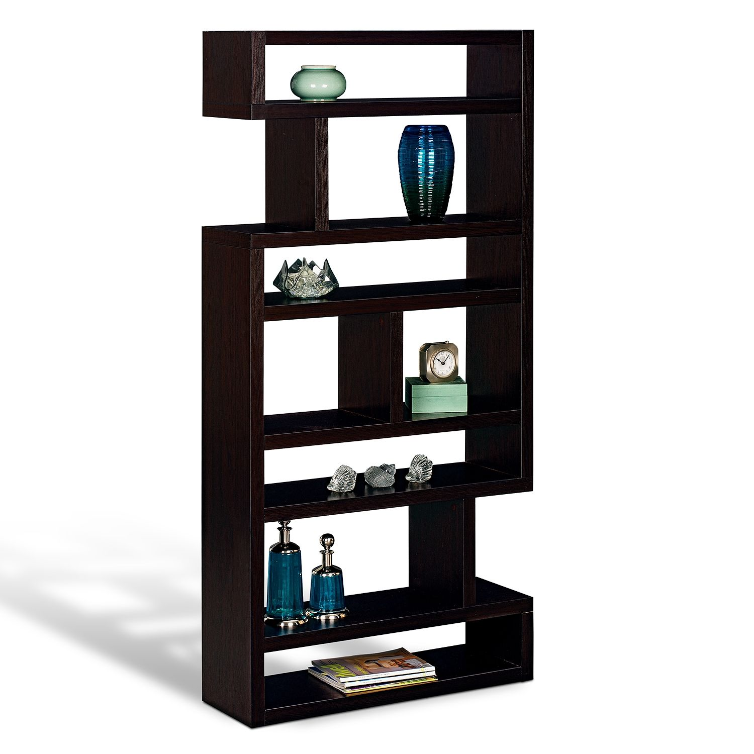 Magma Accent Pieces Large Bookcase | Furniture.com. Large BookcaseBookcasesValue  City ...