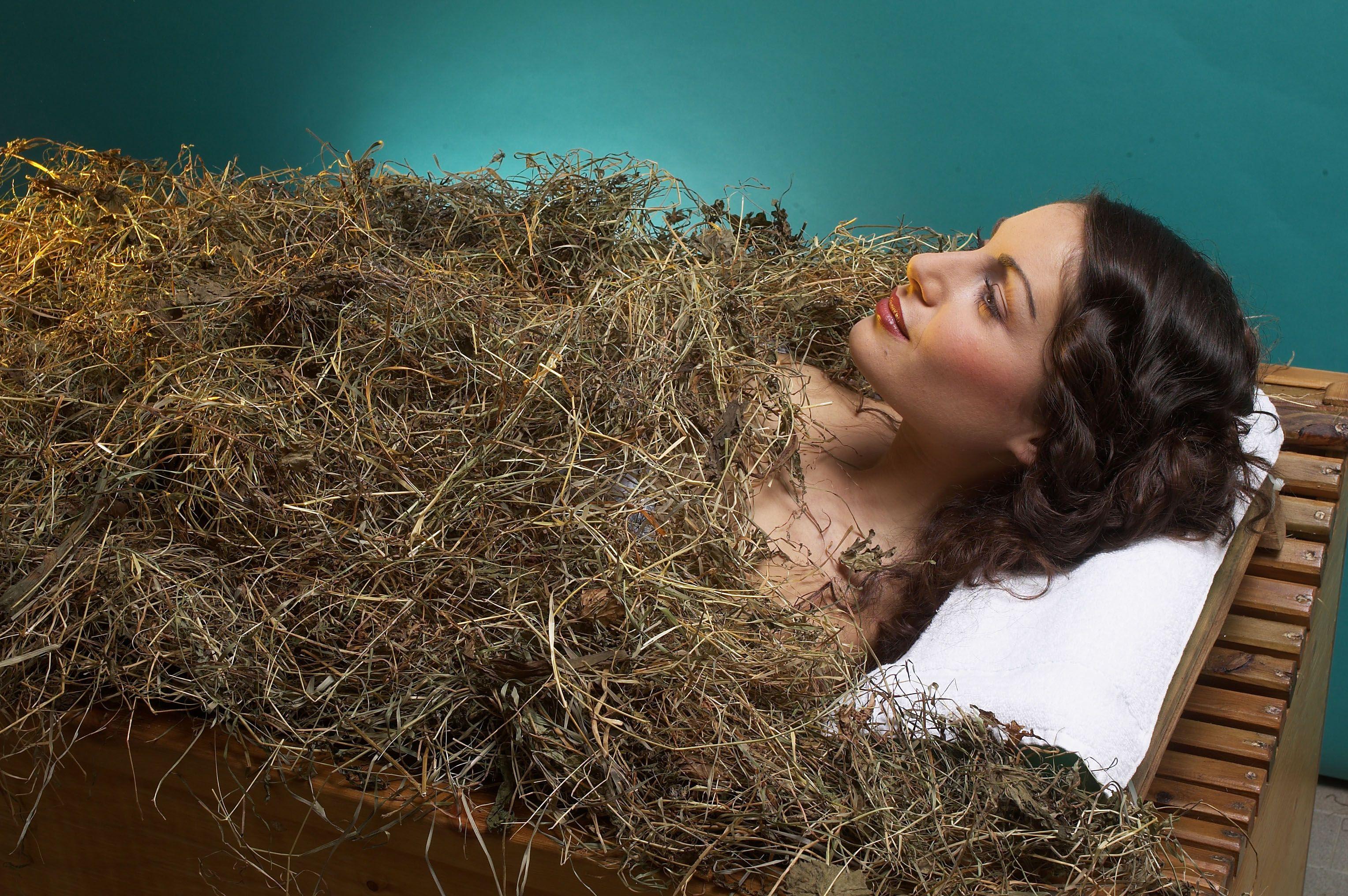 Terapia Naturale Bagno Di Fieno