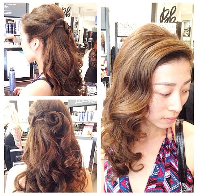 Vintage Inspired Style by Jamie @ Carlton Hair Brea Mall (12)12 ...