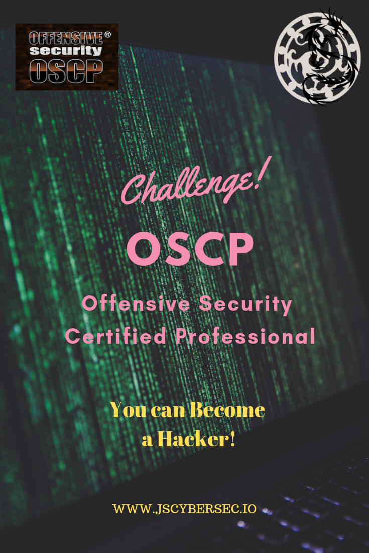 Offensive Security Certified Professional | Pentest Certification