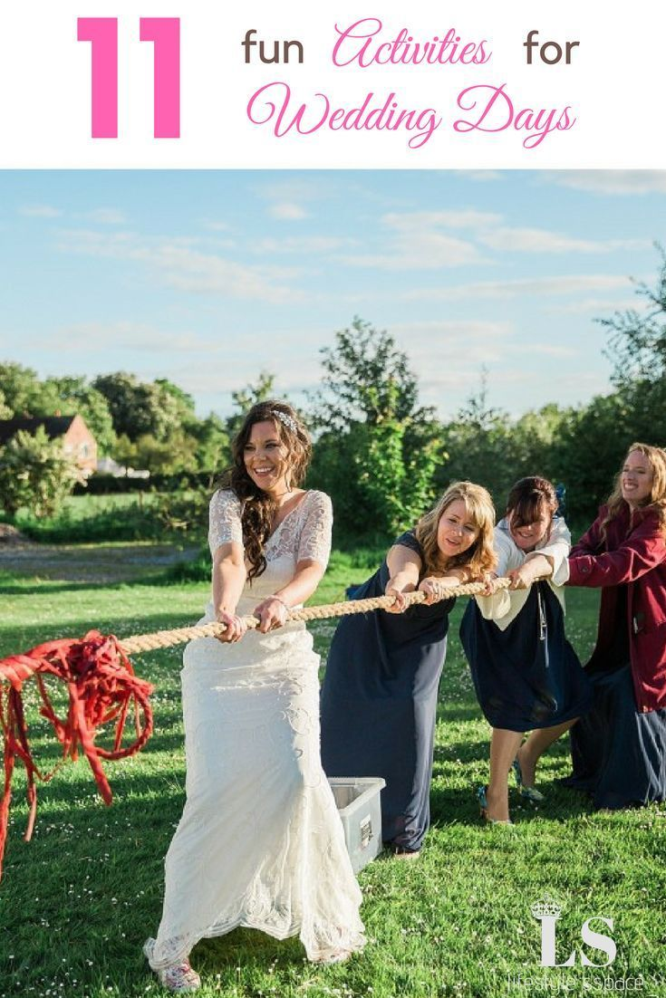 11 Fun Activities For Your Wedding Days Post Your Blog Bloggers