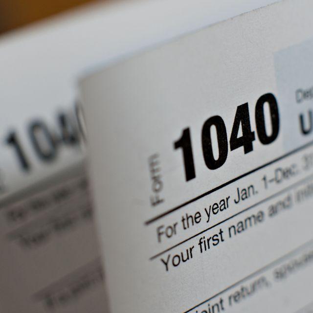 Tax Time, Tax Return, Money