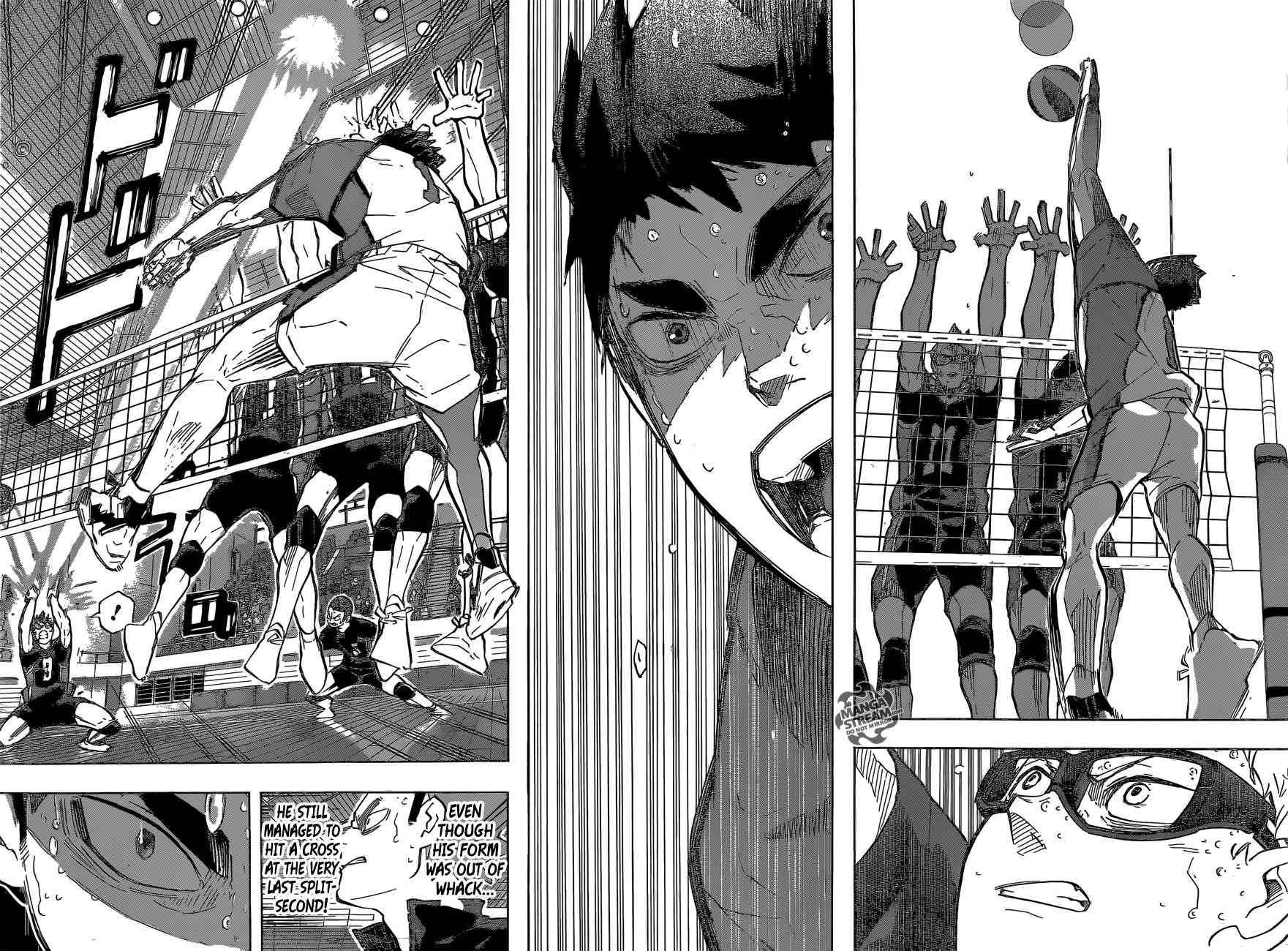 Read Manga Online For Free A brief description of the haikyuu!! ritter sport