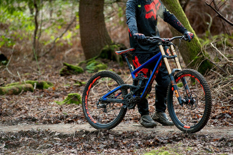 fe2c144529b Scott Gambler 710 - Bike Test - Dirt | Bikes | Bike, Scott bikes ...