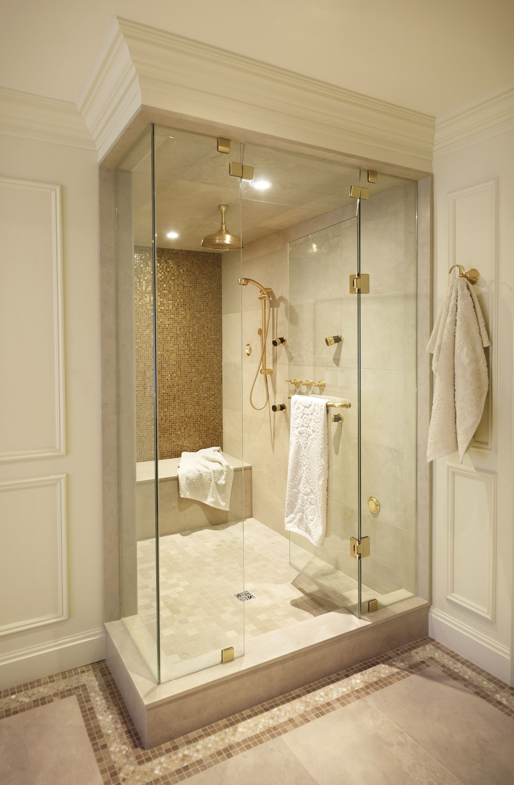 Ensuite Bathroom Regina interior design project: couple's retreat | regina sturrock design