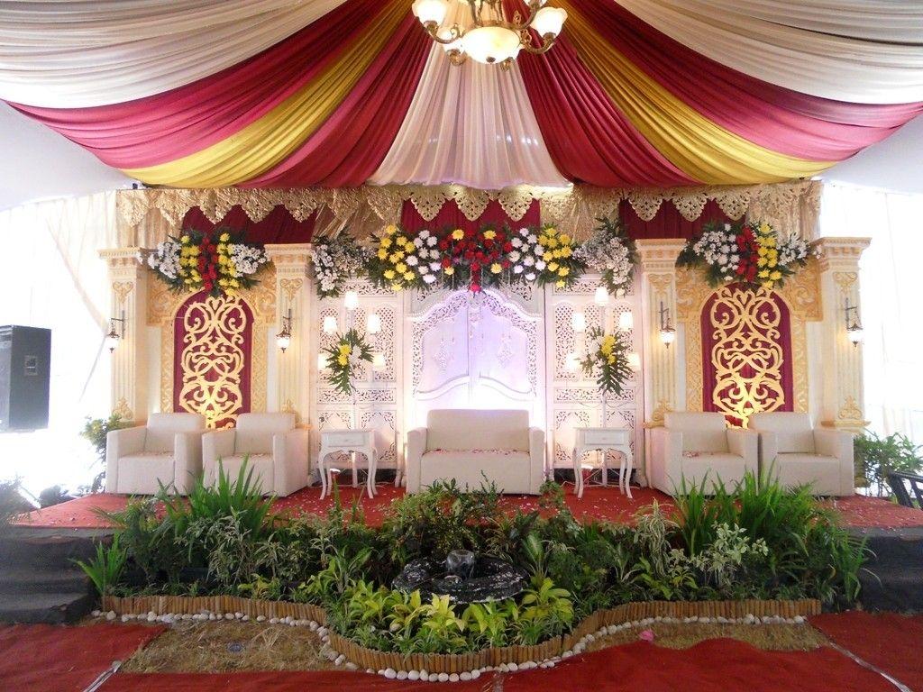 Inspirasi Konsep Pernikahan Di Rumah Favorit Di 2019