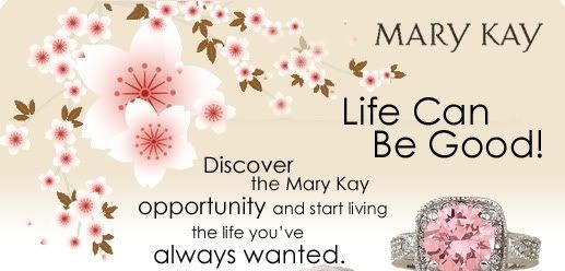 Start your own Mary Kay Business - Top 10 Reasons To Ponder Pink    1.  Company Philosophy Faith-Family-Career  2. Flexibility More personal and family time  3. Everyone makes 50%  4. No Territories Sell and build teams      anywhere  5. No Quotas No Pressure! No Stress  6. Prizes! Recognition!  7. Tax Deductions!  8. Be your own boss and work from home.  9. Earn the use of a Company Car!  10. 90% buy-back security!