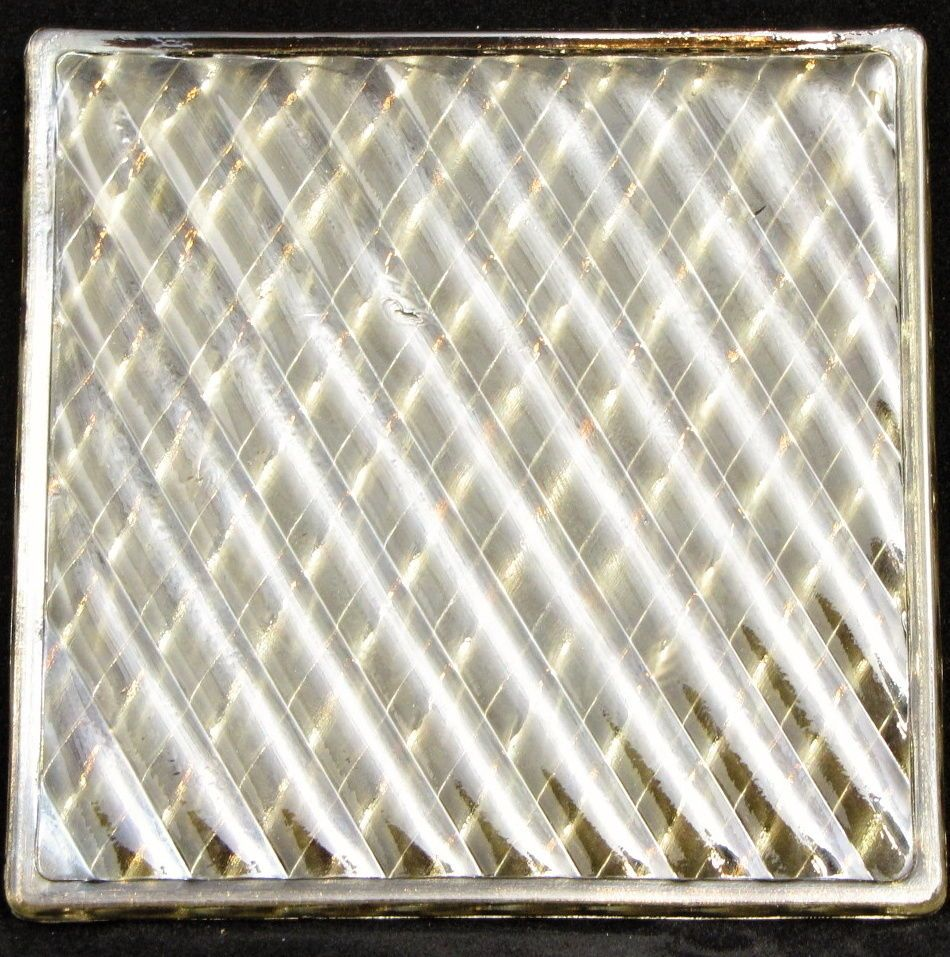Vintage Luxfer Glass Tiles