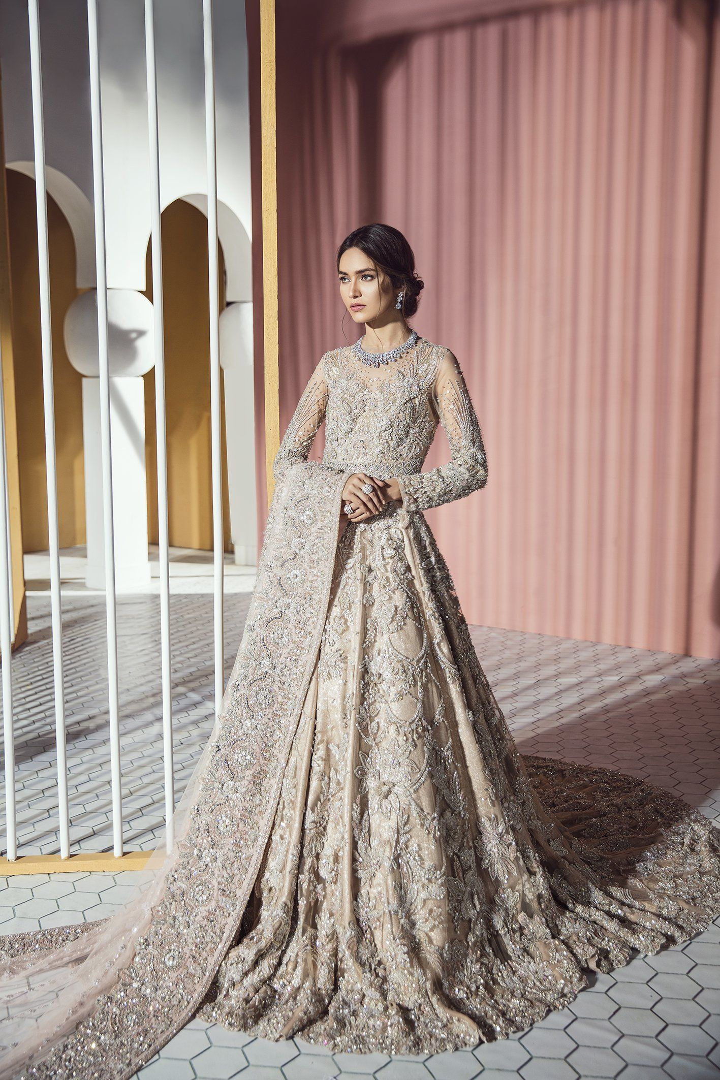 asian wedding dresses pakistani