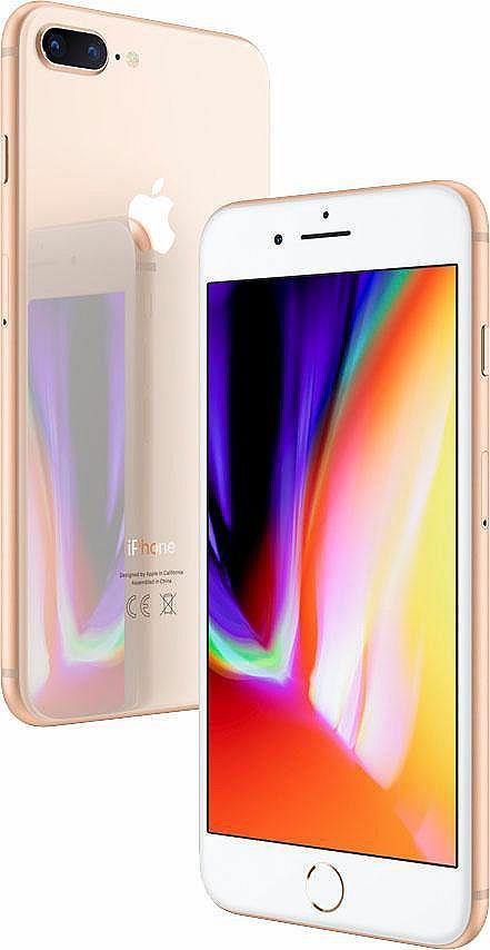 Apple Iphone 8 Plus 5 5 256 Gb Smartphone 13 9 Cm 5 5 Zoll 256 Gb 12 Mp Kamera Baur Iphone Zubehor Iphone Hulle Apple Iphone