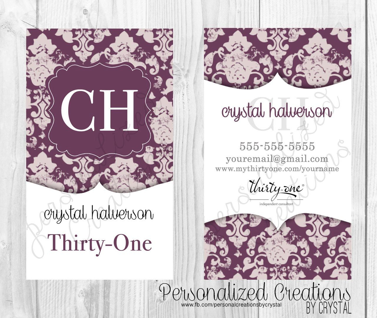 Personalized business cards made for thirty one gifts vintage personalized business cards made for thirty one gifts vintage damask new fall 2015 magicingreecefo Image collections